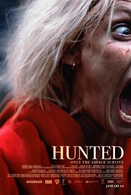 狩猎 Hunted2020海报
